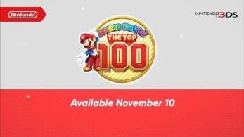 Mario Party: The Top 100 ya está de camino a Nintendo 3DS