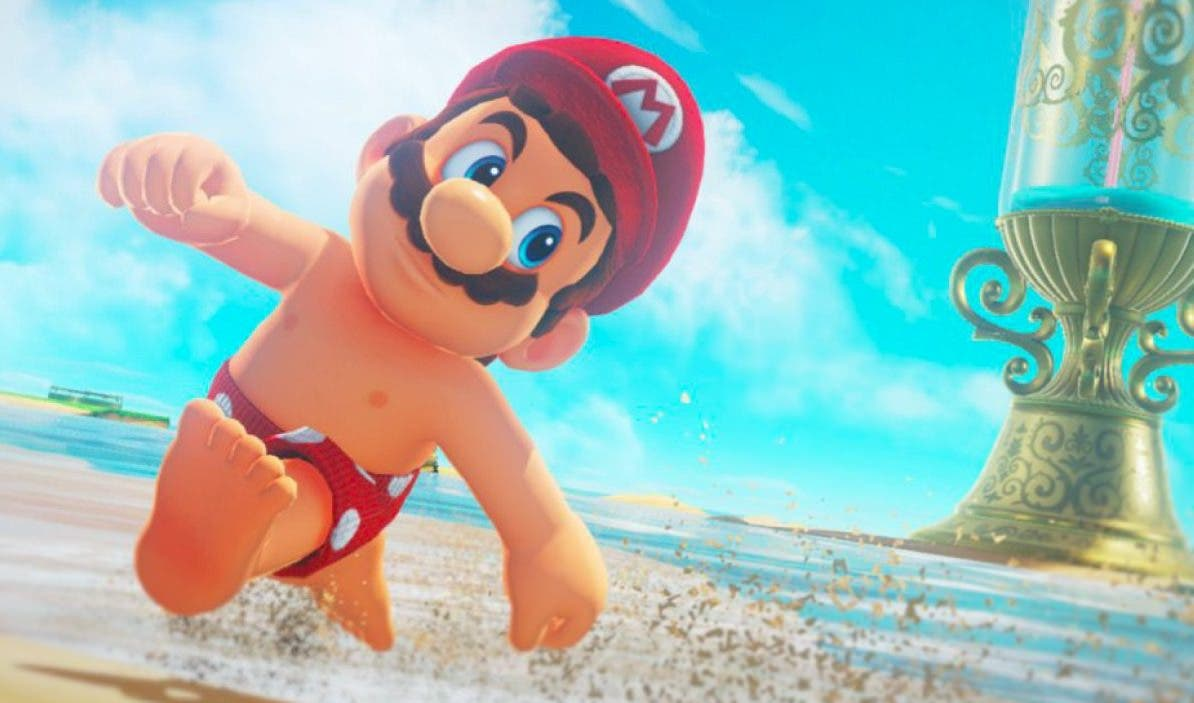 Revelada la séptima pista artística de Super Mario Odyssey