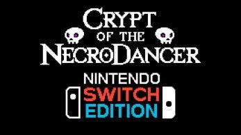 Crypt of the NecroDancer: Nintendo Switch Edition incluye un nuevo personaje y multijugador local cooperativo