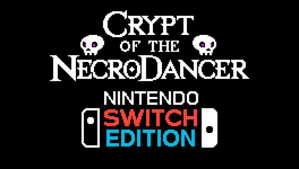 Crypt of the NecroDancer llegará a la eShop japonesa de Switch el 1 de febrero