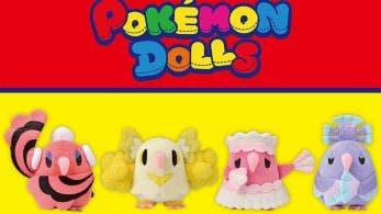 Anunciada una inmensa cantidad de artículos de merchandising de Pokémon