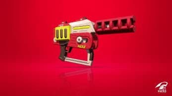 El Superdevastador es el arma que llegará esta madrugada a Splatoon 2