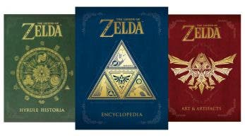 The Legend of Zelda Encyclopedia llegará a Norteamérica en abril de 2018