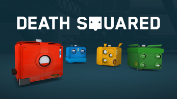 Ya está disponible en la eShop de Switch una demo de Death Squared con historia / audio original