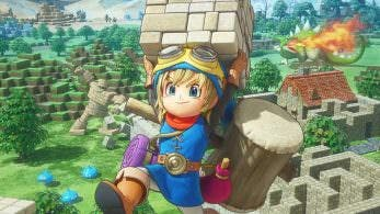 [Act.] Ya se puede pre-cargar Dragon Quest Builders en Switch