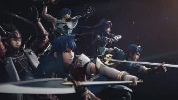 Así luce la espectacular escena introductoria de Fire Emblem Warriors