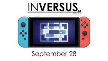 Inversus Deluxe vende más en Nintendo Switch en 10 semanas que en Steam en más de un año