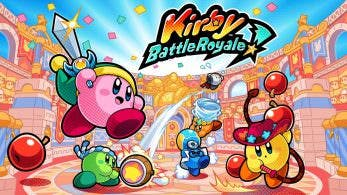 [Act.] Kirby Battle Royale se actualiza a la versión 3.0