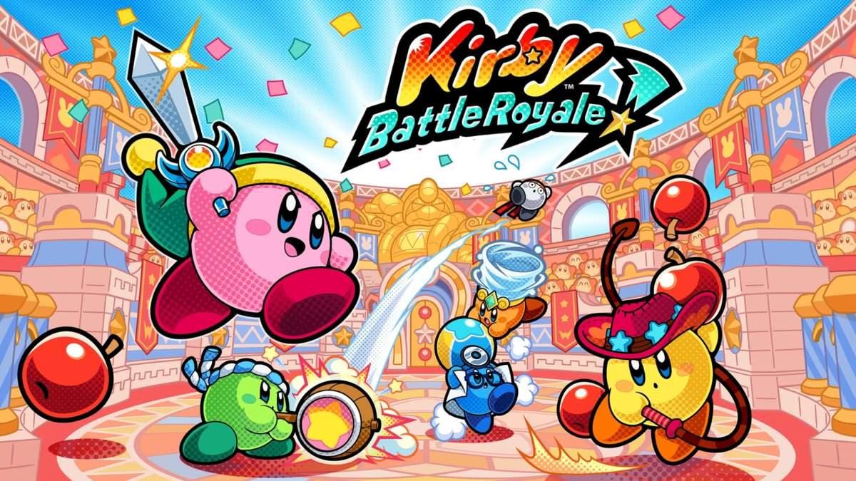 [Act.] Kirby Battle Royale se actualiza a la versión 3.0