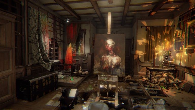 Bloober Team revela cómo están implementando la vibración HD en Layers of Fear: Legacy