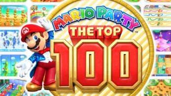 [Act.] Tráiler de Mario Party: The Top 100
