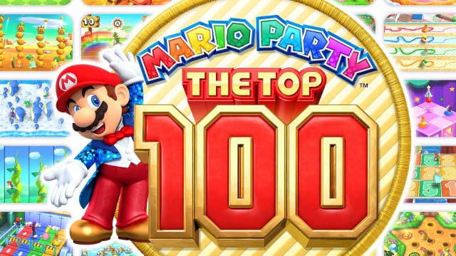 Mario Party: The Top 100 vende más del 60% de su stock inicial en Japón