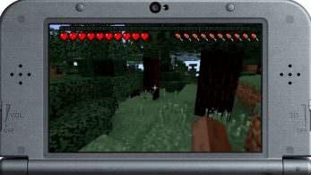 Digital Eclipse detalla las dificultades de portear Minecraft a New Nintendo 3DS