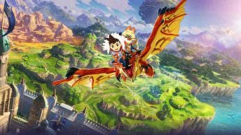 Llega a Occidente la versión para smartphones de Monster Hunter Stories