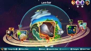 Planet Party llegará a Nintendo Switch el 12 de diciembre, nuevas imágenes