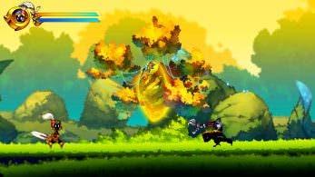 [Act.] Tamaño de la descarga y primeros minutos de juego de Pankapu en Nintendo Switch