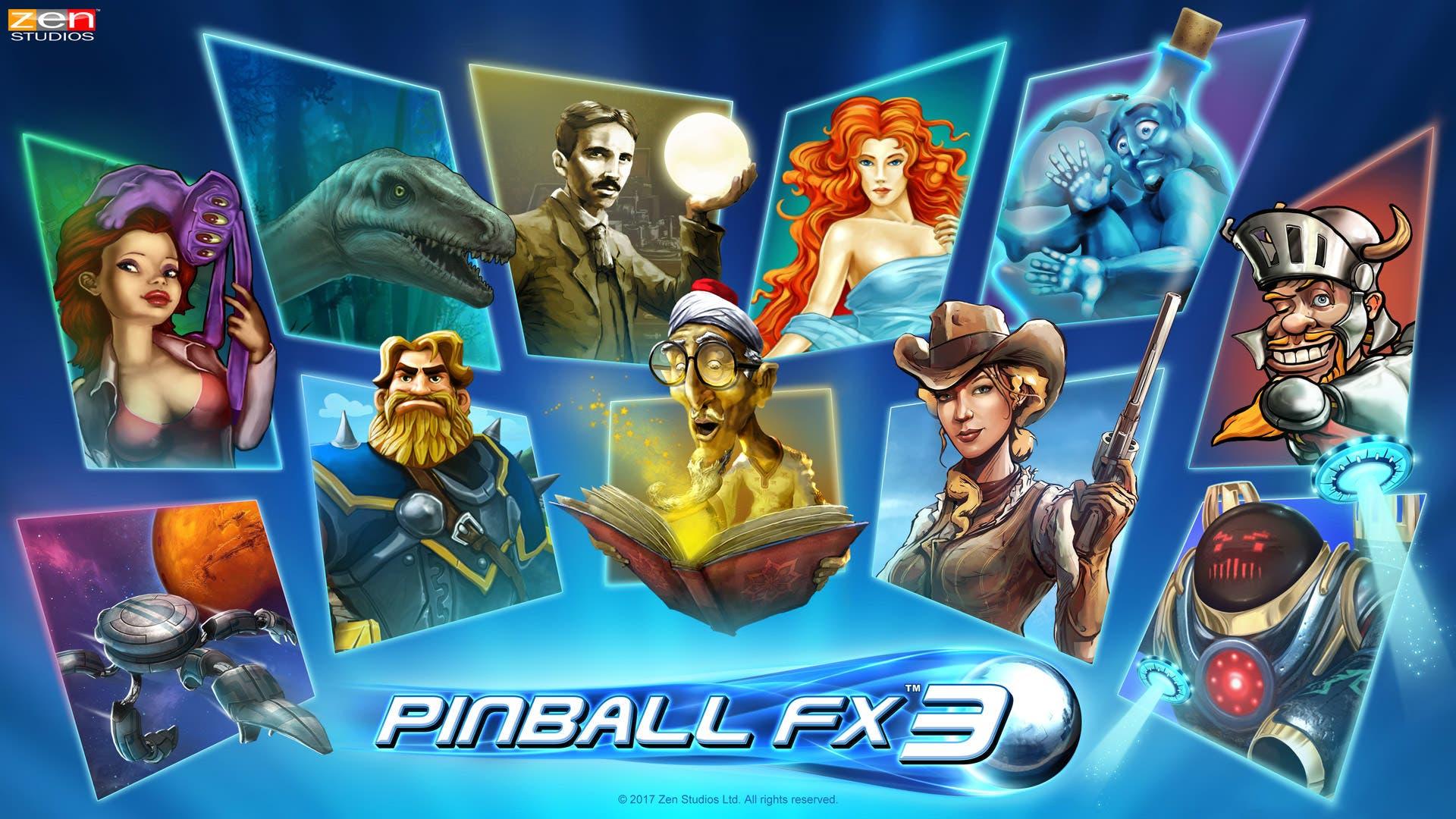 Pinball FX3 se bajará del carro de Nintendo Switch Online con una actualización