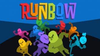 Runbow tendrá versión física en agosto para Nintendo Switch