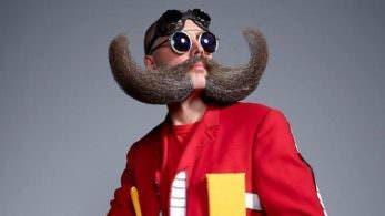 """""""El Dr. Eggman"""" se alza con la victoria en los World Beard and Mustache Championships"""