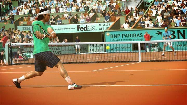 Tennis World Tour llegará a Nintendo Switch