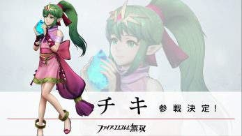 Tiki y Caeda se confirman como personajes jugables para Fire Emblem Warriors