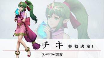 Tiki y Caeda se confirman como personajes jugables para Fire Emblem Warriors