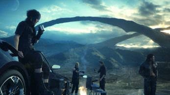 El director de Final Fantasy XV habla de la insinuación sobre Switch, no ha podido encontrarla en stock