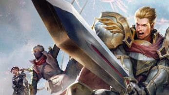 20 minutos de juego de Arena of Valor en Nintendo Switch