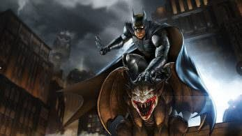 """Telltale """"no tiene nada que anunciar"""" sobre la segunda temporada de Batman en Nintendo Switch"""