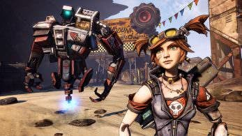 1 millón de retweets y Gearbox Software pensará en portear Borderlands 2 en Switch