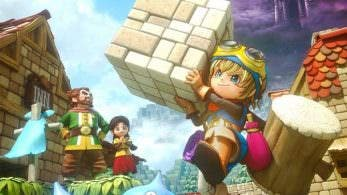 Parece que Nintendo se está encargando de publicar Dragon Quest Builders para Switch en Occidente