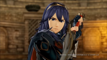 Un modder introduce a Lucina de Fire Emblem en Monster Hunter World