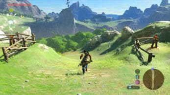 Esto es lo que pasa si se junta Grand Theft Auto: San Andreas y Zelda: Breath of the Wild