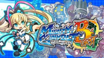 [Act.] Call de Mighty No. 9 y Joule de Azure Striker Gunvolt llegarán a Mighty Gunvolt Burst