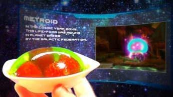 ¡Atrévete a probar estas gelatinas de Metroid!