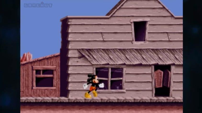 Este vídeo nos permite echar un vistazo al prototipo del cancelado Mickey Mania 2