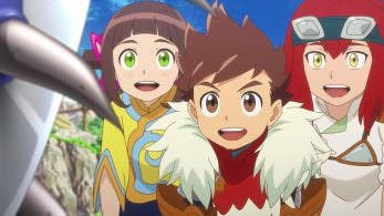 Ya disponible el tercer episodio de Monster Hunter Stories: Ride On en YouTube y Nintendo Anime Channel