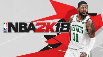 NBA 2K18 se actualiza en Nintendo Switch