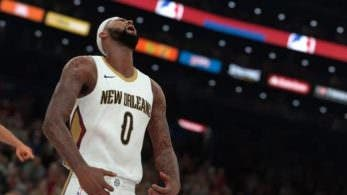 NBA 2K18 recibe el parche 1.07 en Nintendo Switch, que ocupa 16 GB