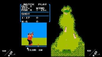Reggie se pronuncia sobre el easter egg de Golf / tributo a Iwata de Nintendo Switch