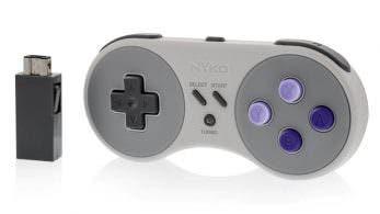 Nyko anuncia el mando Super Miniboss, compatible con SNES Mini