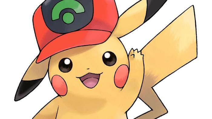 c19897af0 Ya puedes conseguir a Pikachu con la gorra de Ash en Hoenn en Pokémon Sol y