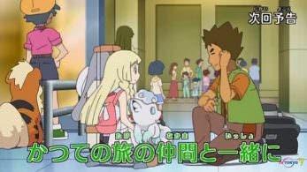 Vídeo promocional del episodio de Misty y Brock en el anime de Pokémon Sol y Luna