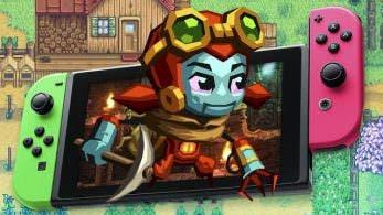 La versión física de SteamWorld Dig 2 se retrasa hasta el 19 de junio en Norteamérica