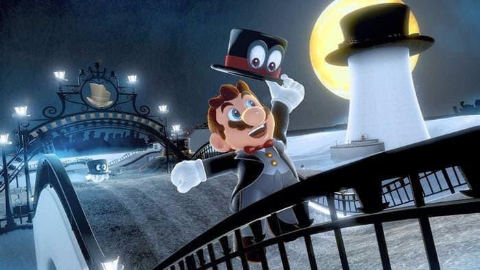 Nintendo comparte más detalles sobre 'Tomapon', otro de los nuevos enemigos de Super Mario Odyssey