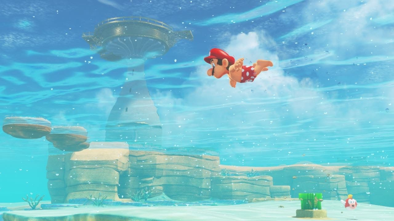 Numerosos detalles sobre Super Mario Odyssey: Historia, mecánicas, Reinos y más
