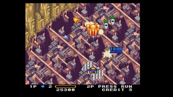 Detana Twin Bee y China Warrior llegarán mañana a la Consola Virtual de Wii U en Norteamérica