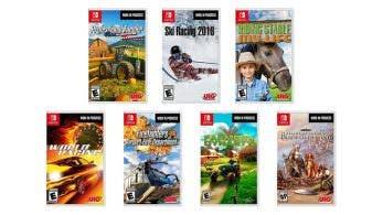 UIG Entertainment anuncia 7 peculiares juegos para Nintendo Switch