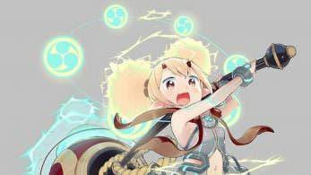 Nintendo revela una nueva Blade de Xenoblade Chronicles 2: Raiko
