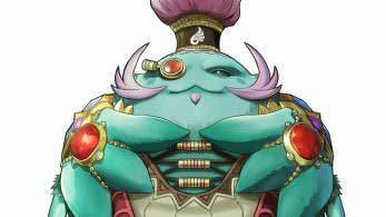 Nuevos datos sobre Xenoblade Chronicles 2: conoce a Bana, Presidente de la Argentum Trade Guild